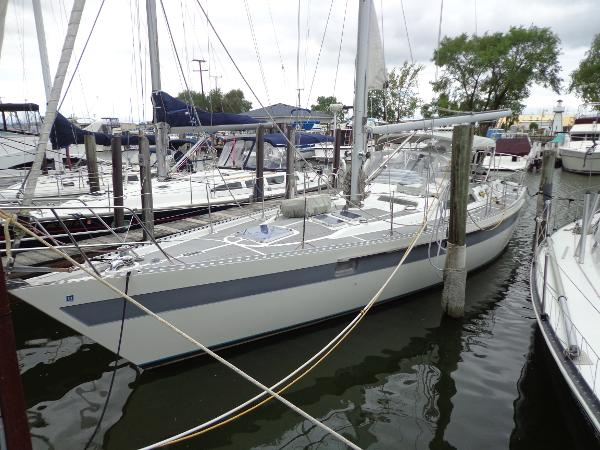 Norseman 447 CC Dockside