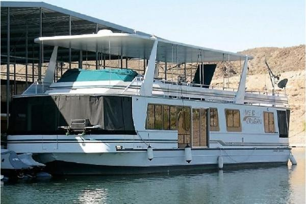 Skipperliner Custom 65' X 18' Houseboat