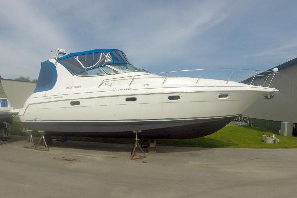Cruisers 3375 Profile