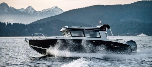 Pilothouse THEBOAT Voyager 24