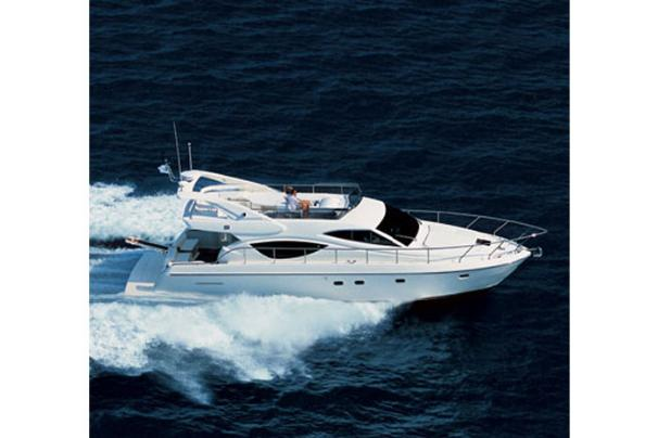 Ferretti Yachts 500 Manufacturer Provided Image: 500