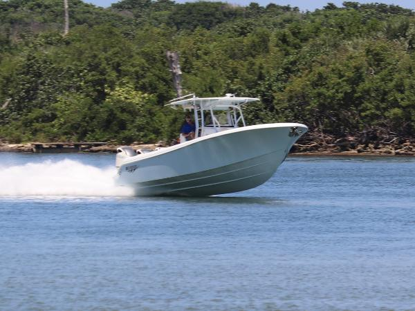 Bluewater Sportfishing 355e
