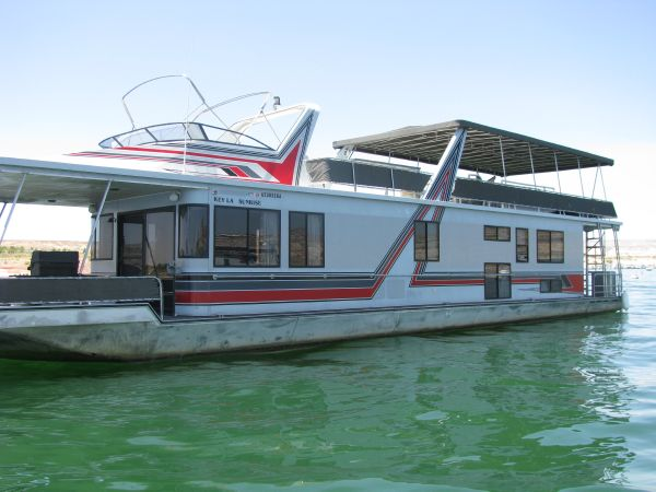 Stardust Widebody Multi Owner Houseboat