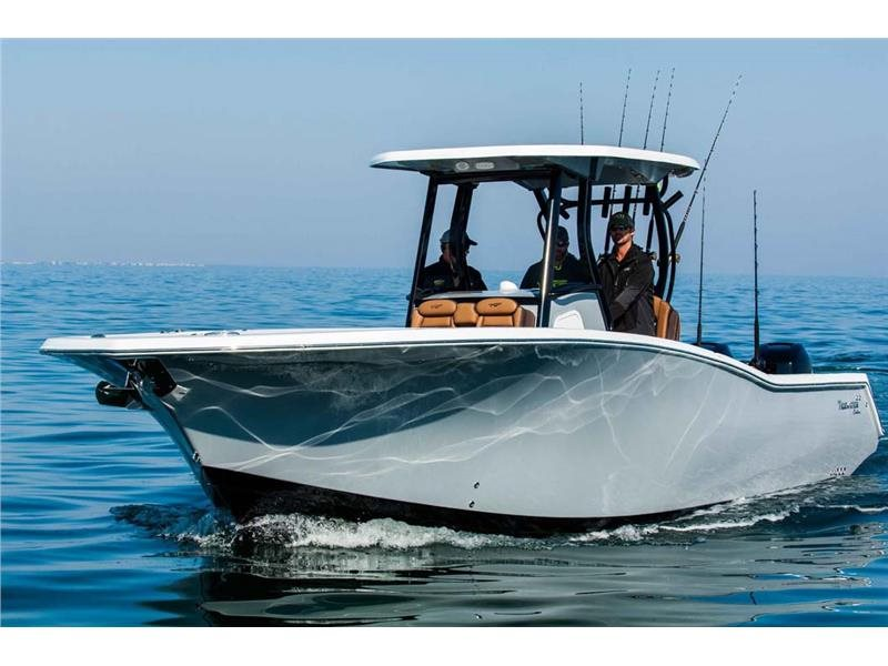 Tidewater Boats 320 CC Adventure