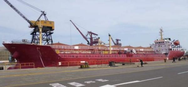 Tanker Double Hull Oil Tanker
