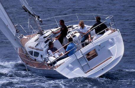 Jeanneau Sun Odyssey 35 Manufacturer Provided Image
