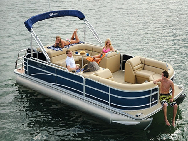 Berkshire Pontoons CTS Series 230CL-A