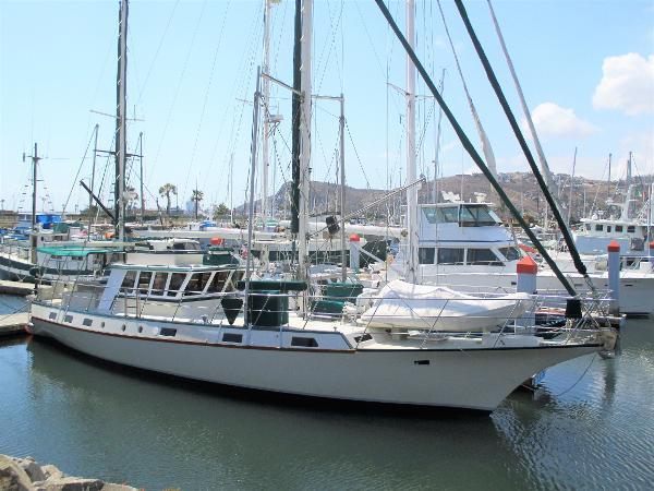 Custom Ketch 67ft Custom build motor Sailer