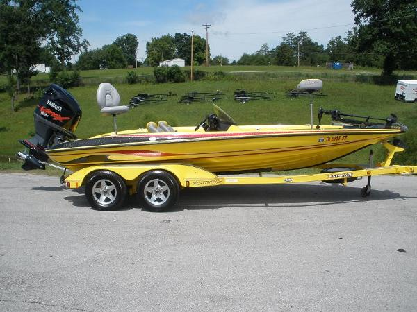 quot Stratos quot Boat listings in TN