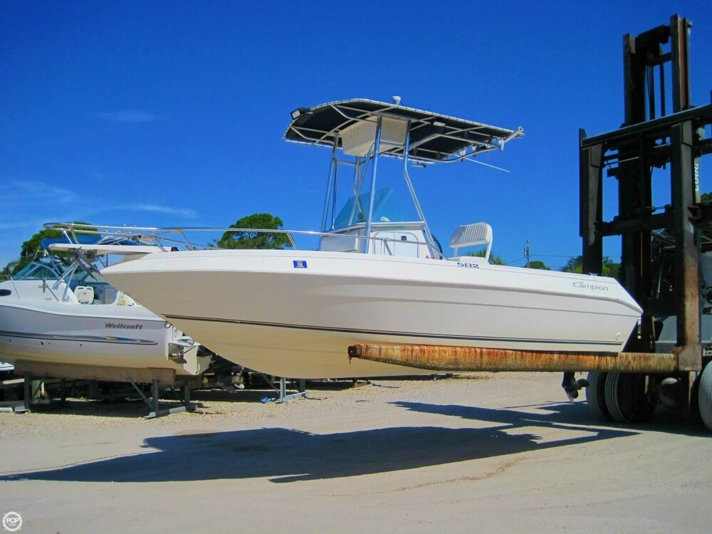 Campion 582 EXPLORER 1999 Campion 582 Explorer for sale in Palm Harbor, FL