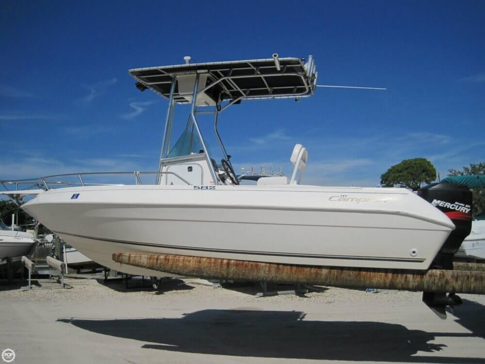 Campion 582 EXPLORER 1999 Campion 582 Explorer for sale in Dunedin, FL