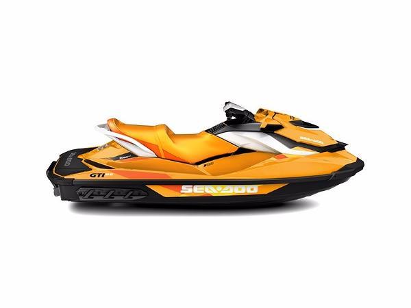 Sea-Doo GTI™ SE 155 Rotax 1503 NA 4-TEC