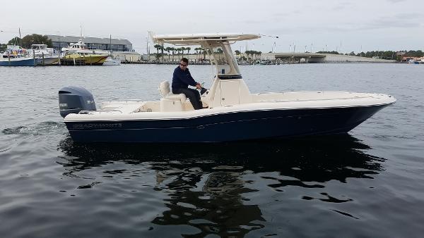 Grady-White Coastal Explorer 251