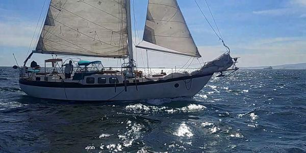 Westsail 42 Cutter Midnight Mystic