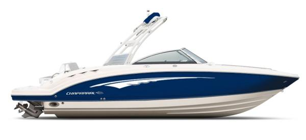 Chaparral 264 Sunesta ON ORDER - BLUE WITH WHITE GRAPHICS