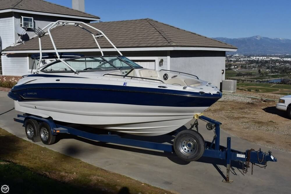 Crown Marine 260 LS 2006 Crownline 260 LS for sale in Fontana, CA