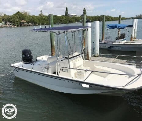 Boston Whaler Montauk 190 2010 Boston Whaler Montauk 190 for sale in Thonotosassa, FL