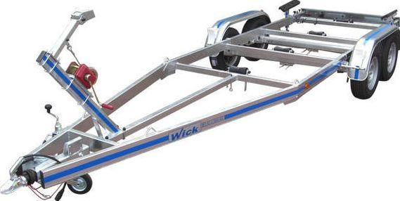 WICK Trailer Wick 206015 2000 Kg