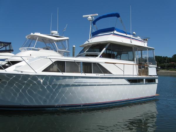Pacemaker 40 Fb Motor Yacht
