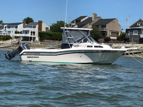 Grady-White 248 Voyager