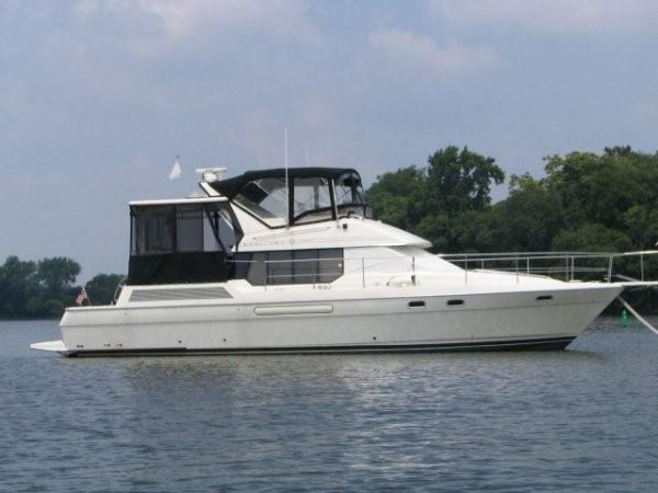 Bayliner 4587 Aft Cabin Motoryacht Photo 1