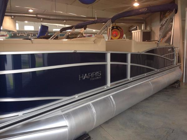 Harris Grand Mariner SL 230 SL - TRITOON