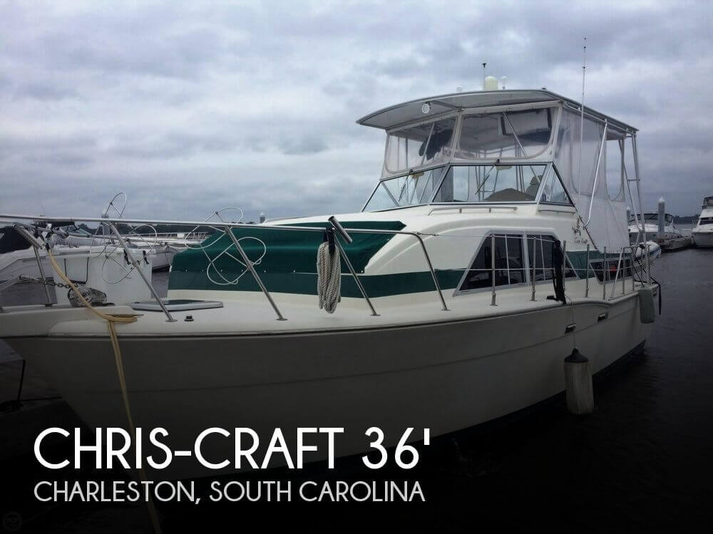 Chris-Craft 350 Catalina 1986 Chris-Craft 350 Catalina for sale in Johns Island, SC