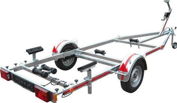 WICK Trailer Wick 75012 750 Kg
