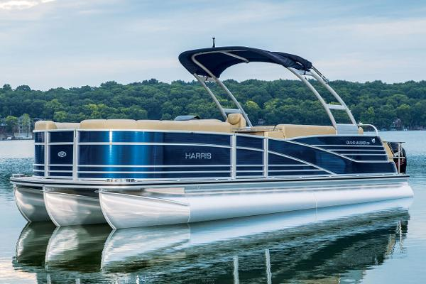 Harris Flotebote Grand Mariner SL 250 DLDH - TRITOON