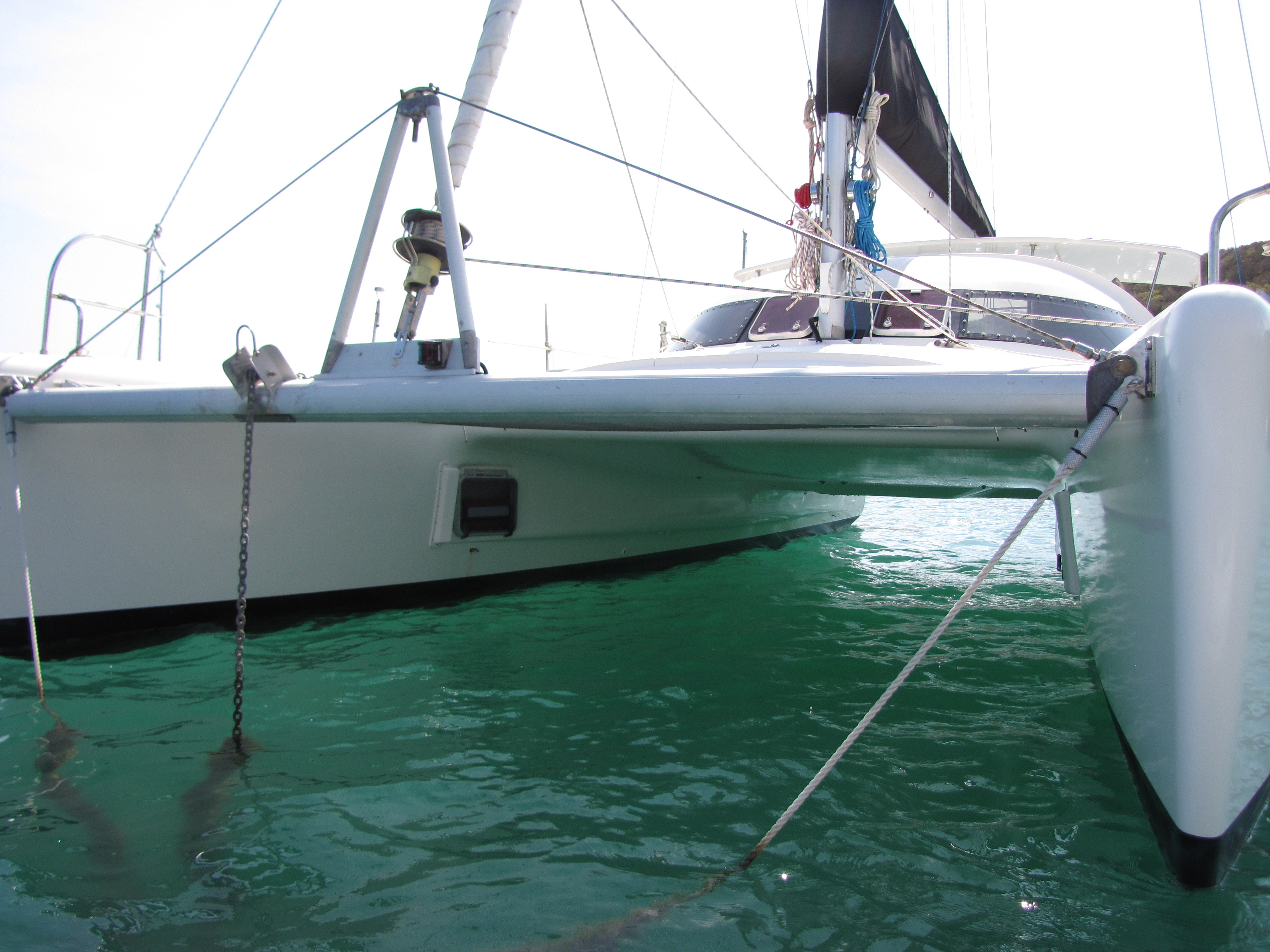 Fountaine Pajot Antigua Maestro