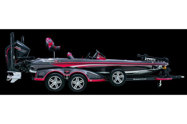 Ranger Z521L Touring w/ Minn Kota Charger Manufacturer Provided Image
