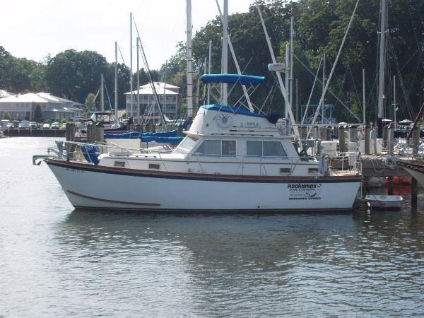 Gulfstar 36 Trawler