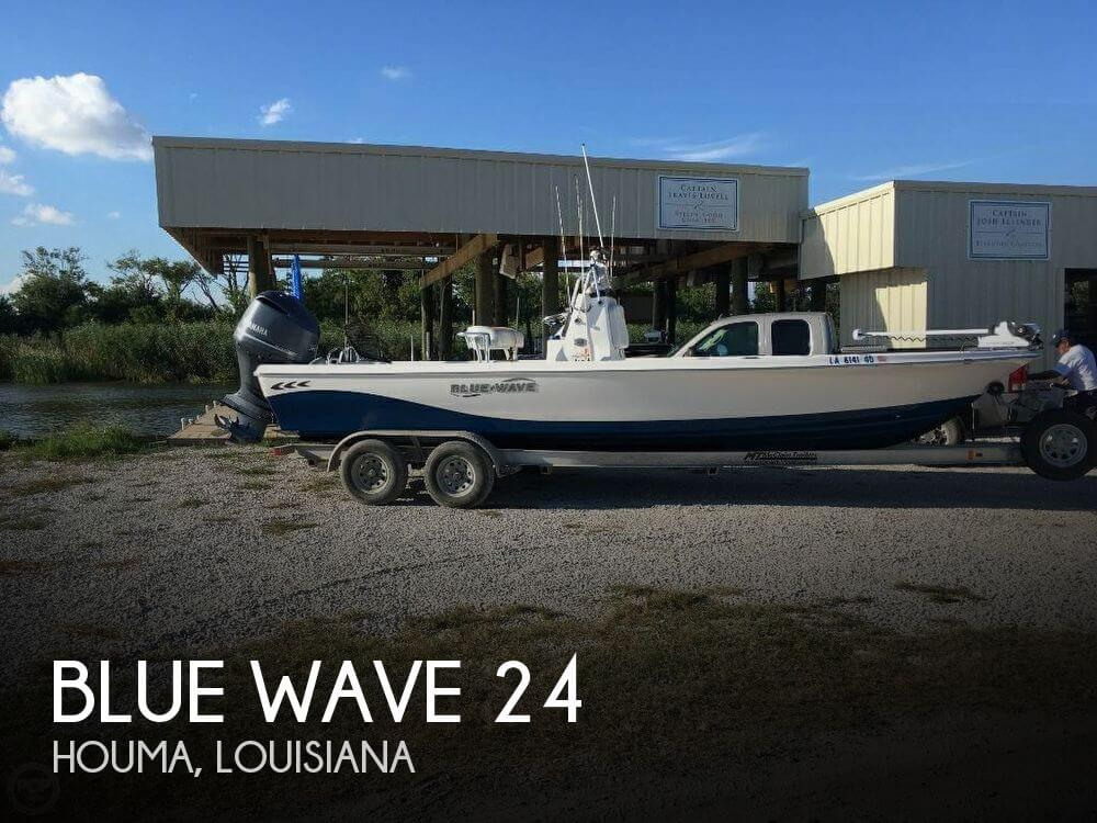 Blue Wave 24 2015 Blue Wave 24 for sale in Houma, LA