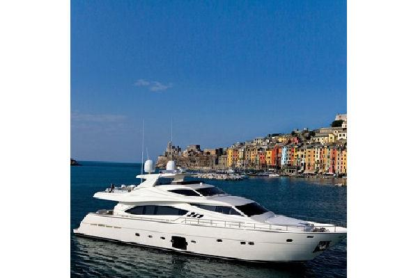 Ferretti Yachts 881 RPH Manufacturer Provided Image