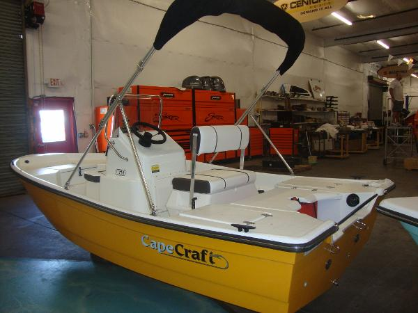 Cape Craft 160cc