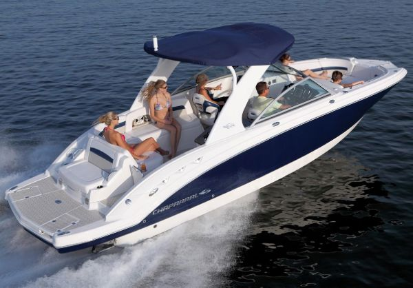 Chaparral 284 Sunesta Manufacturer Provided Image