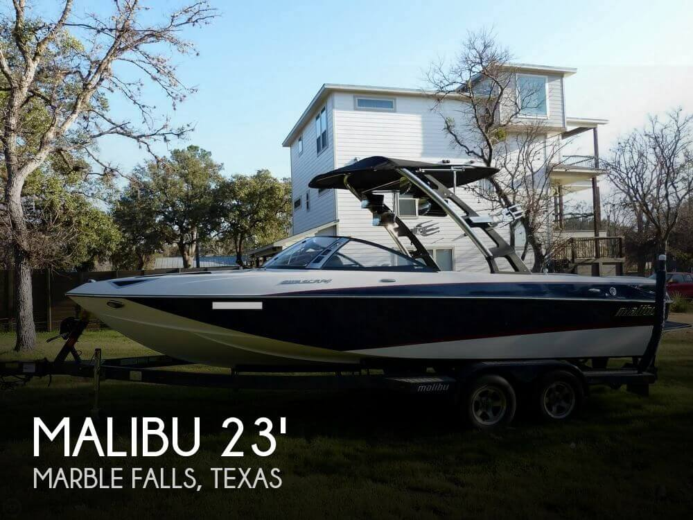 Malibu Sunscape 23 LSV 2010 Malibu Sunscape 23 LSV for sale in Marble Falls, TX