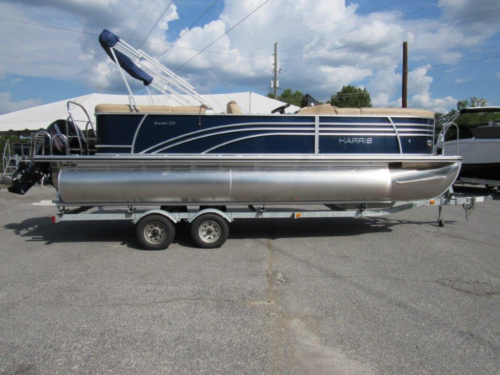 Harris Flotebote Sunliner 220 CWDH - TRITOON