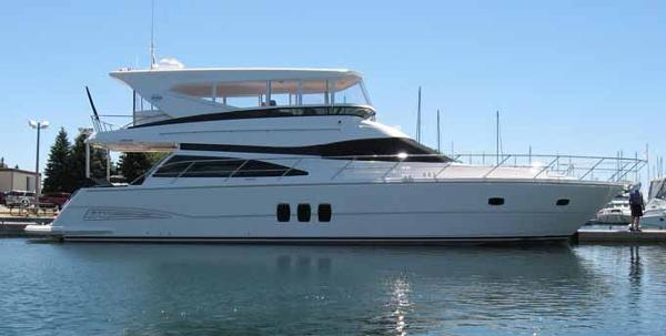 Neptunus 62 Flybridge Profile