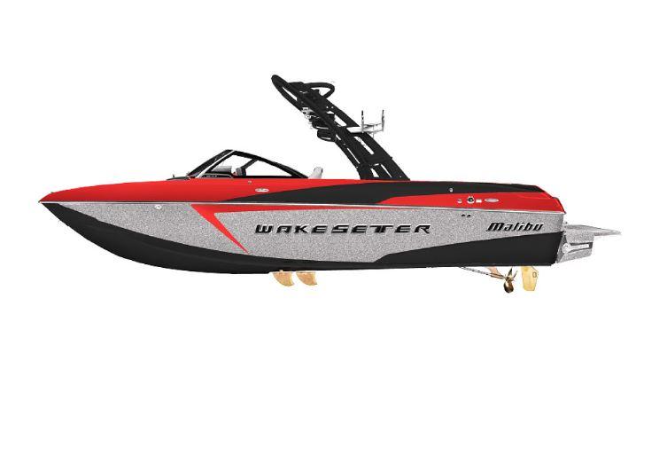 Malibu Boats LLC Wakesetter 22 VLX