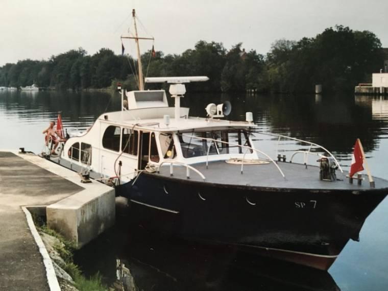Wilhelm Fleischhauer Ex Duitse Politieboot Sportboot