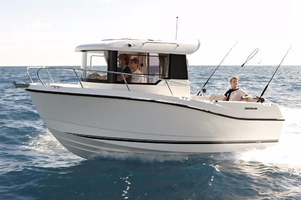Quicksilver Pilothouse 605 Quicksilver 605 for sale