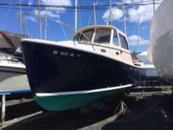 Atlas Boat Works 25 Acadia