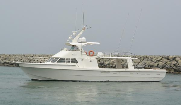 Conquest 65 Motor Yacht