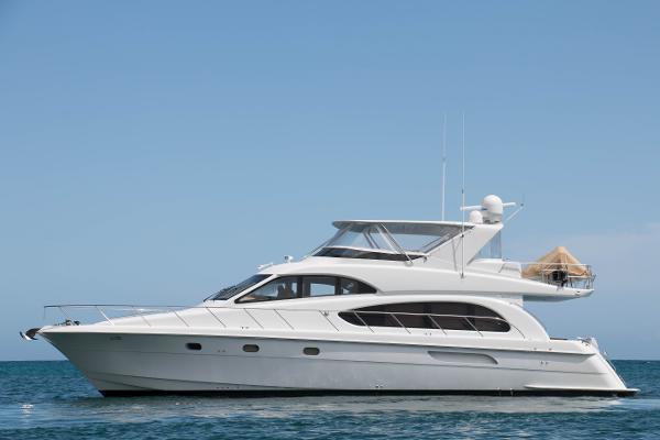 Hatteras 63 Raised Pilothouse Motor Yacht