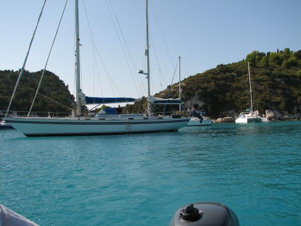 Royal Huisman 59 ft Ketch
