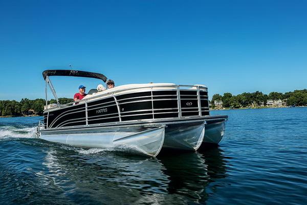 Harris Flotebote Solstice 240 SL - TRITOON