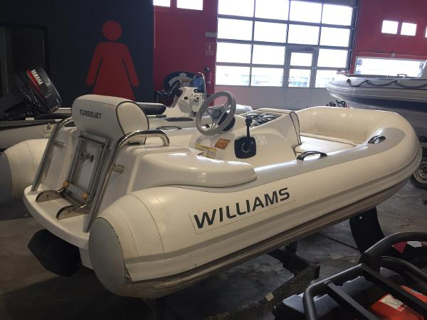 Williams Jet Tenders 285 Turbojet Used Williams 285 Turbojet for sale in Menorca - Clearwater Marine