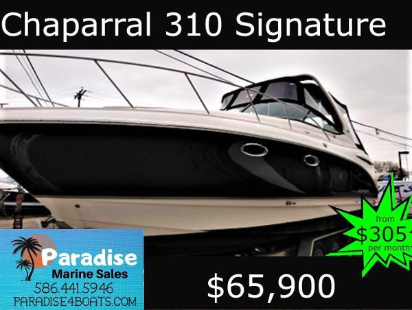 Chaparral 310 Signature