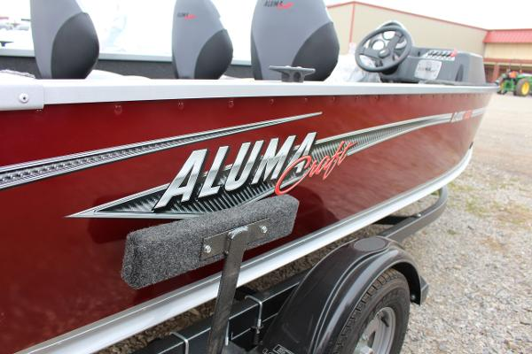 Alumacraft Classic 165 CS